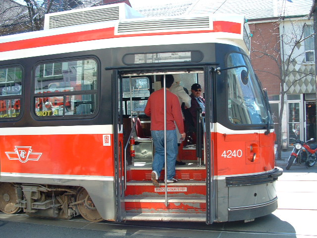 The Toronto Streetcar