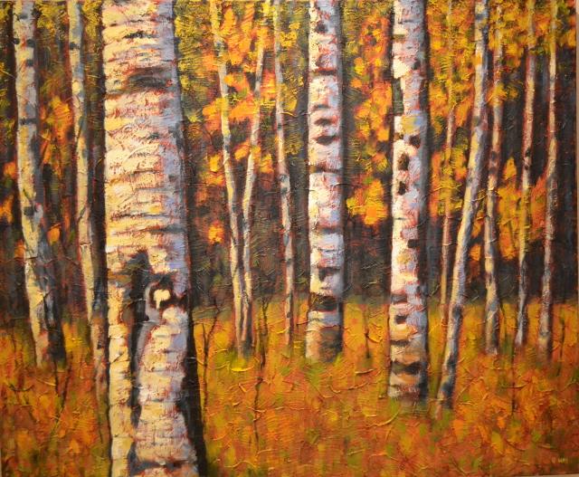 Susan Hay - Birches Series