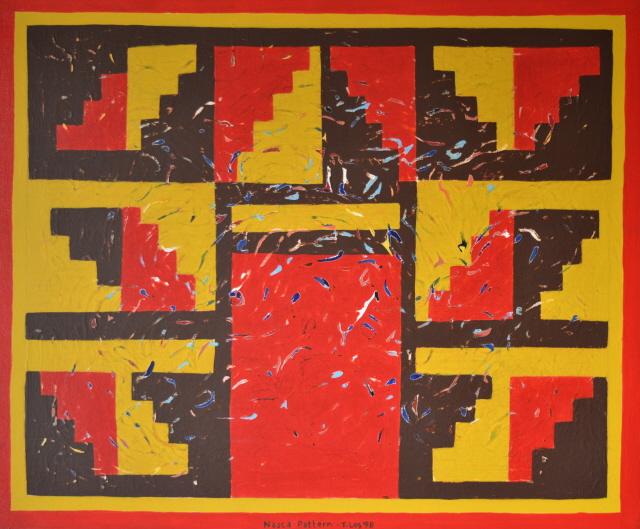 Nazca Pattern - 2