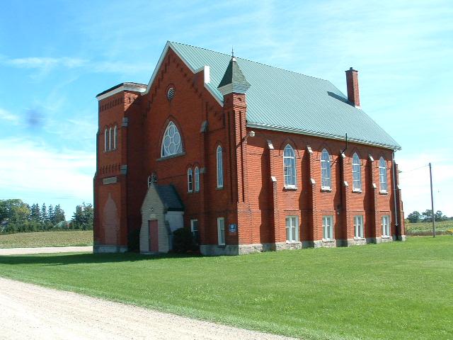 Perth County church